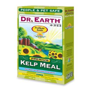 Dr. Earth Premium Kelp Meal at the Urban Farming Institute